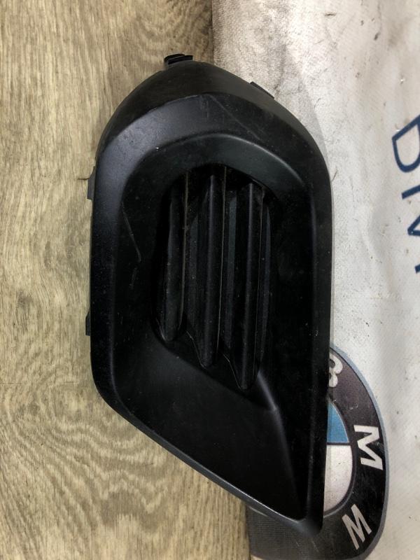 Заглушка бампера Subaru Forester SJ 2.5 2016 правая (б/у)