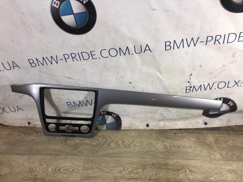 Рамка магнитофона Volkswagen Passat B7 2.5 2013 (б/у)