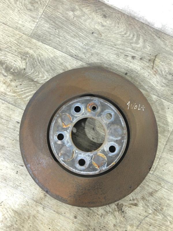 Тормозной диск Chevrolet Volt 1.4 2012 передний (б/у)