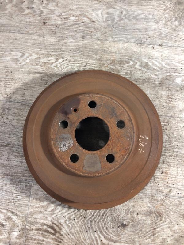 Тормозной барабан Volkswagen Jetta 2.0 2011 задний (б/у)
