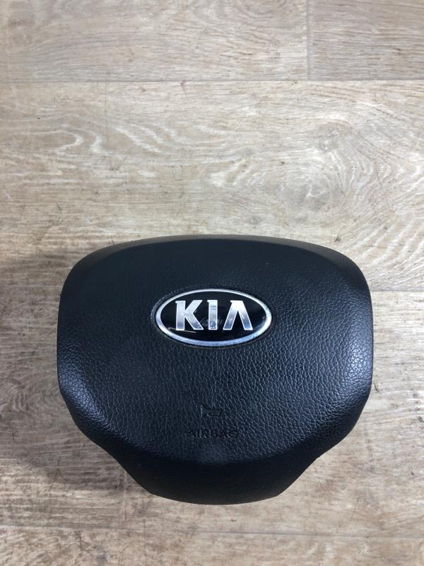 Airbag руля Kia Optima 2.4 2013 (б/у)