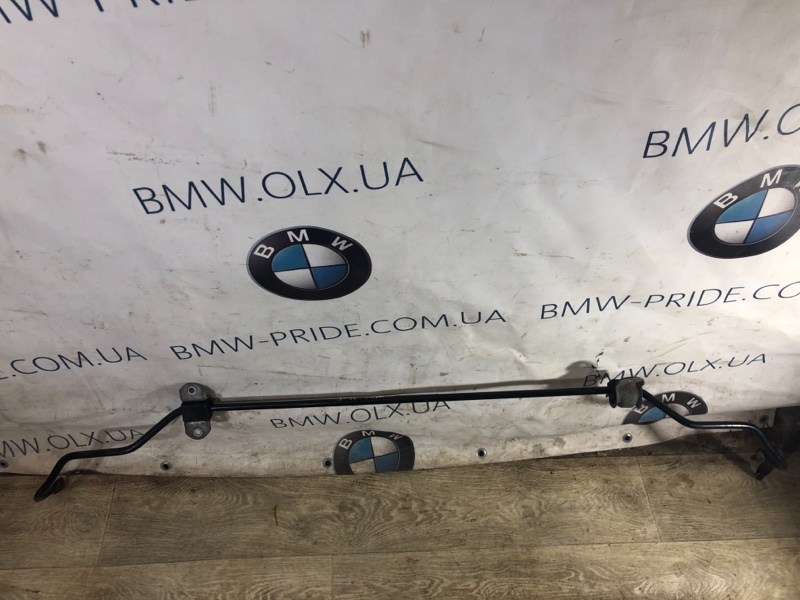 Стабилизатор Bmw 3-Series F30 N26B20 2013 задний (б/у)