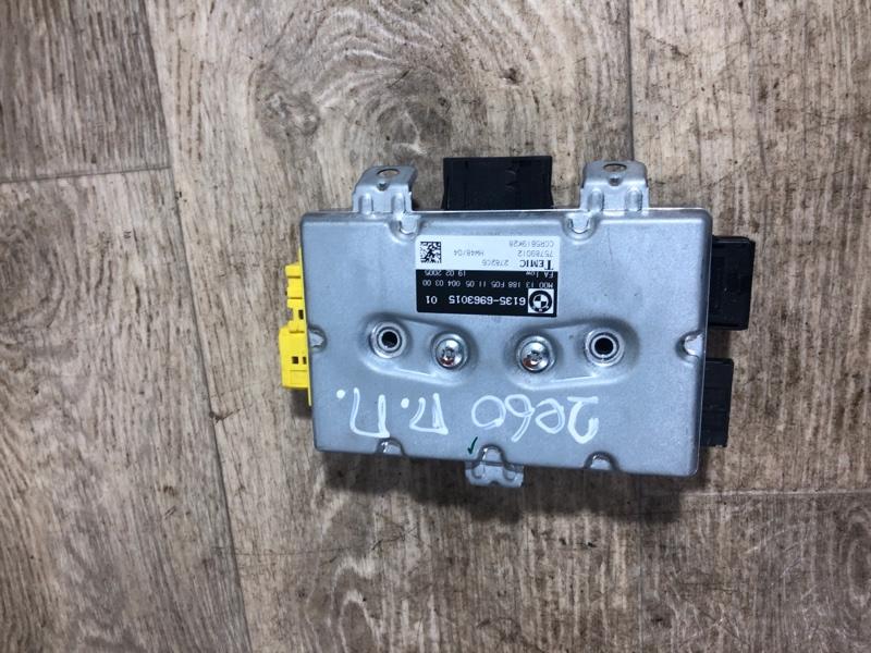 Блок комфорта Bmw 5-Series E60 N52B25 2005 передний правый (б/у)