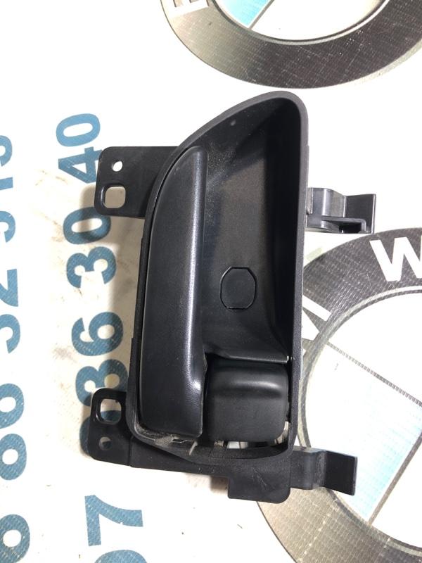 Ручка двери внутренняя Subaru Forester SJ 2.5 2016 правая (б/у)