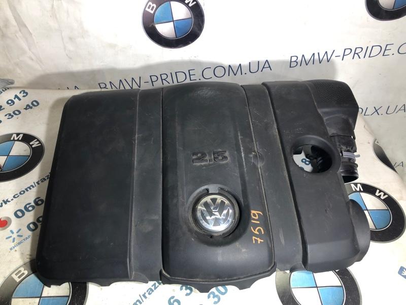 Крышка двигателя Volkswagen Passat B7 2.5 2013 (б/у)