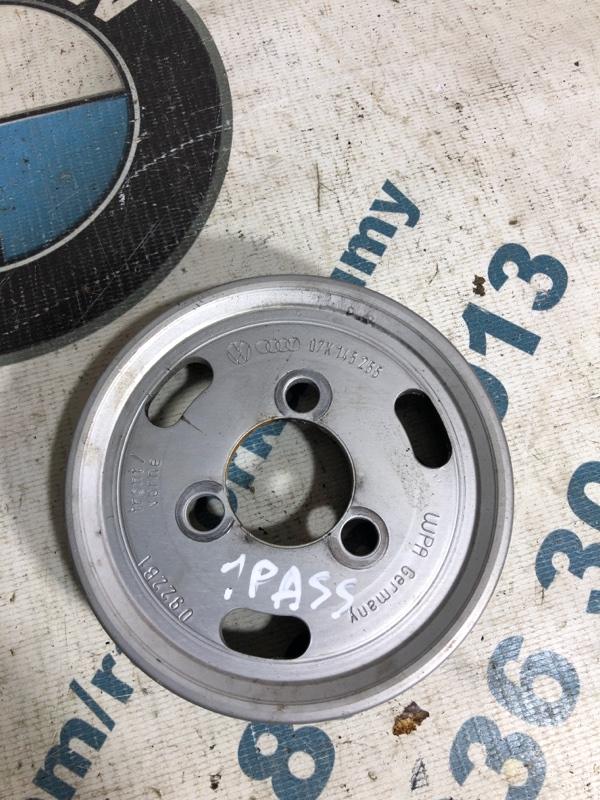 Шкив Volkswagen Passat B7 2.5 2013 (б/у)