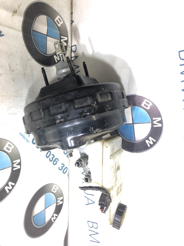 Вакуумный усилитель всборе Ford Focus 3 2.0 2015 (б/у)