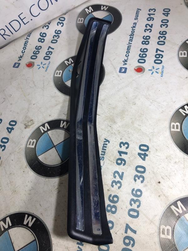 Накладка на порог Bmw 3-Series F30 N26B20 2013 (б/у)