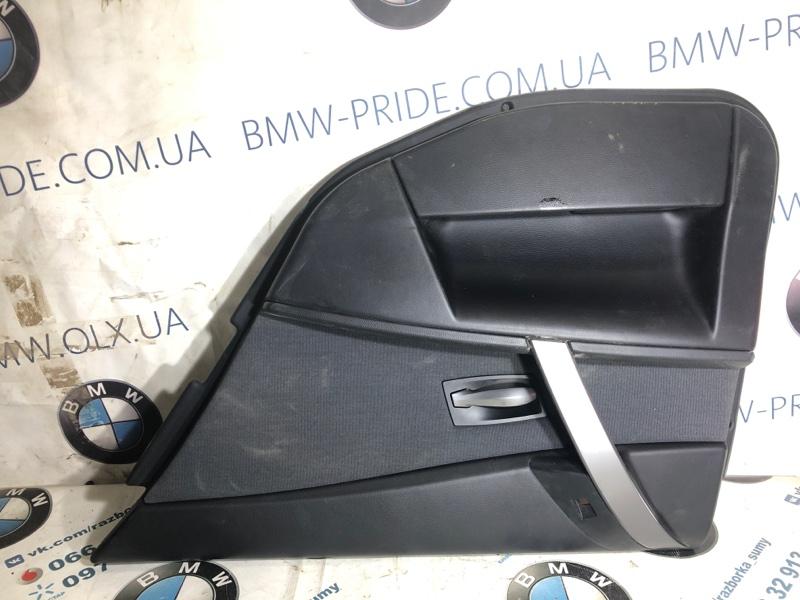 Дверная карта Bmw 5-Series E60 M54B30 задняя правая (б/у)
