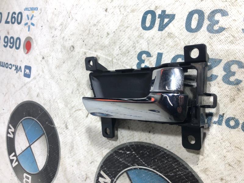 Ручка двери внутренняя Kia Sorento 2.4 2013 задняя правая (б/у)