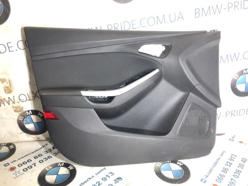 Дверная карта Ford Focus 3 2.0 2014 передняя левая (б/у)