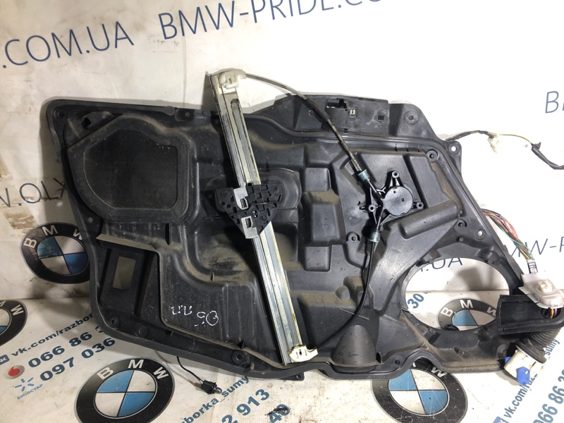 Стеклоподъемник Mazda 6 GG 2.0 RF5 2004 передний правый (б/у)