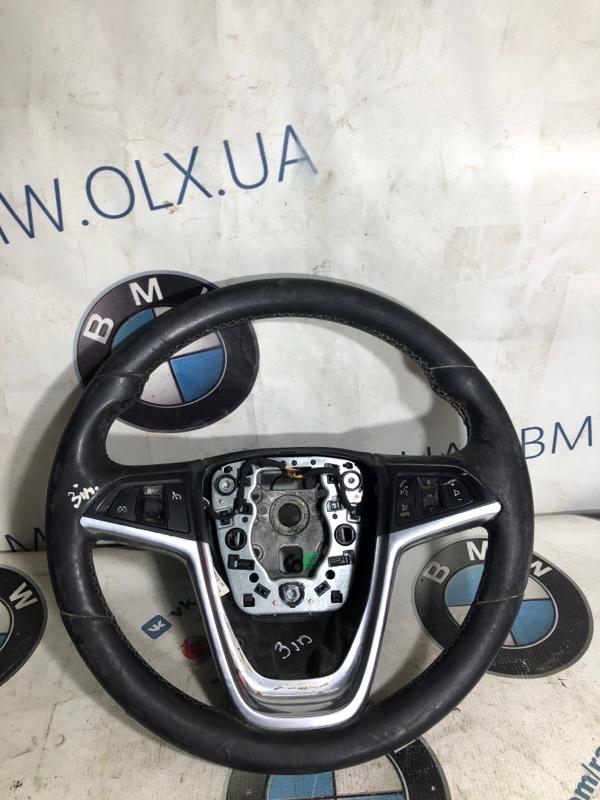 Руль Opel Insignia A 2.0 DTH 2009 (б/у)