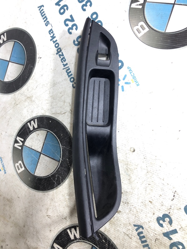 Ручка двери внутренняя Ford Focus 3 2.0 2015 передняя правая (б/у)