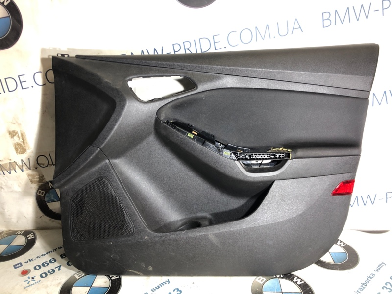 Дверная карта Ford Focus 3 2.0 2015 передняя правая (б/у)