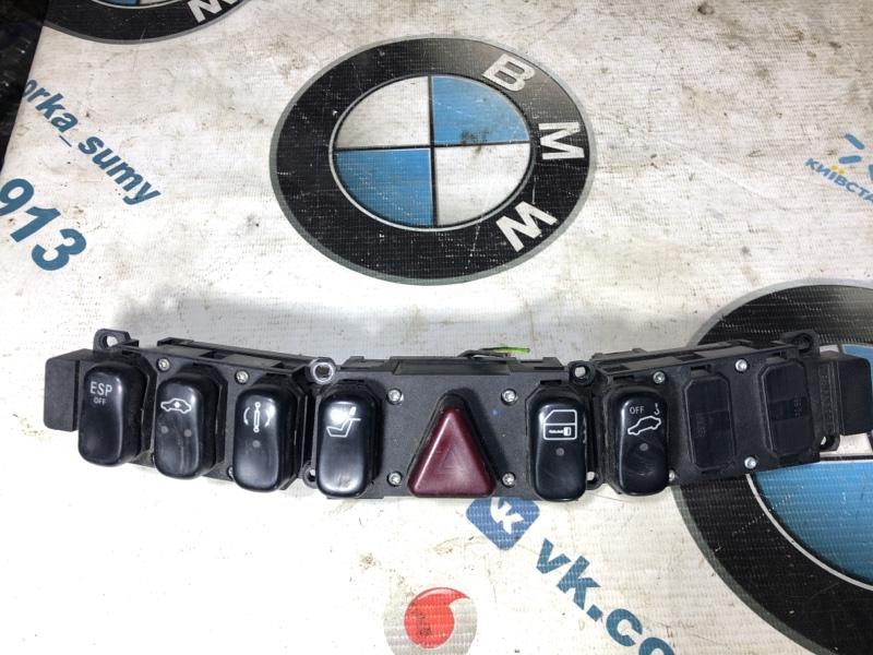 Блок кнопок Mercedes W220 (б/у)