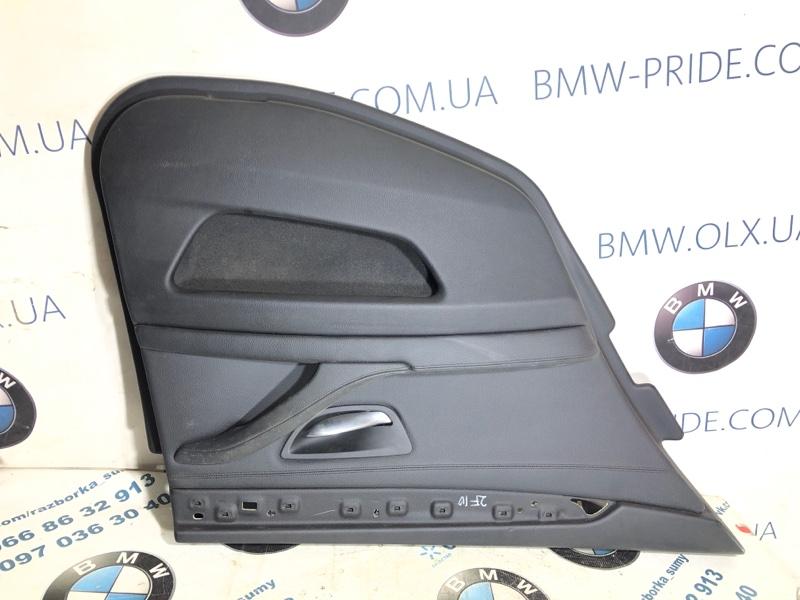 Дверная карта Bmw 5-Series F10 N47D20 2013 задняя левая (б/у)