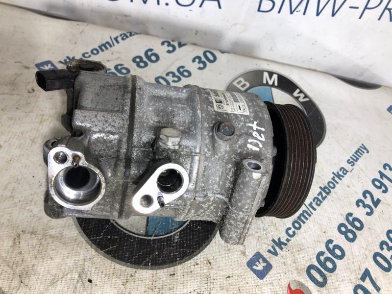 Компрессор кондиционера Volkswagen Jetta 2.0 2011 (б/у)