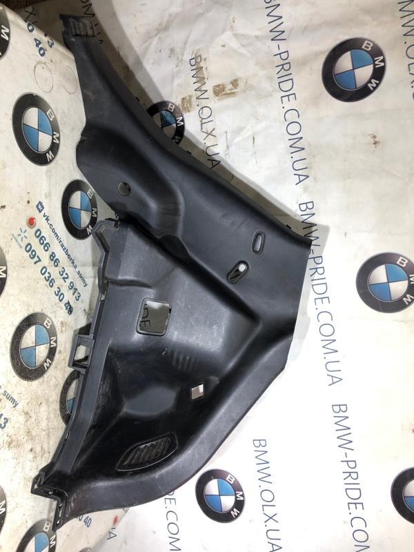 Обшивка багажника Nissan Juke 1.6 2011 (б/у)