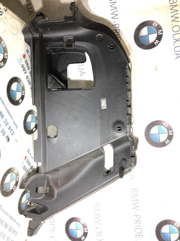 Обшивка багажника Chevrolet Volt 1.4 2012 левая (б/у)
