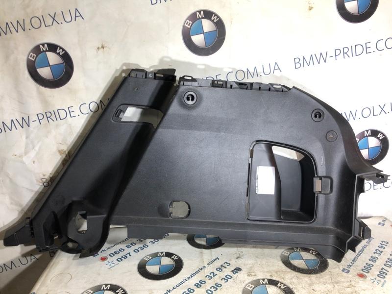 Обшивка багажника Chevrolet Volt 1.4 2012 правая (б/у)