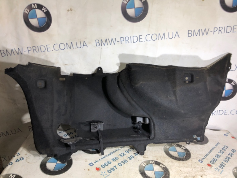 Обшивка багажника Mazda 6 GG 2.0 RF5 2004 правая (б/у)
