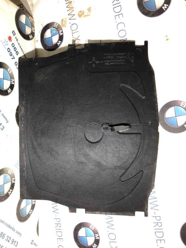 Пол багажника Bmw 3-Series E46 M54B30 2001 (б/у)