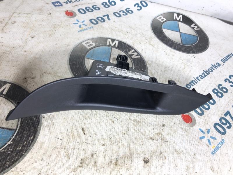 Ручка двери внутренняя Ford Focus 3 2.0 2015 задняя левая (б/у)