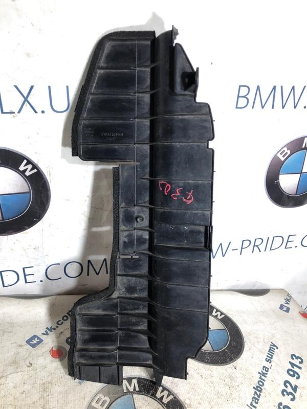 Крепление радиатора Hyundai Sonata LF 2.4 2015 левое (б/у)