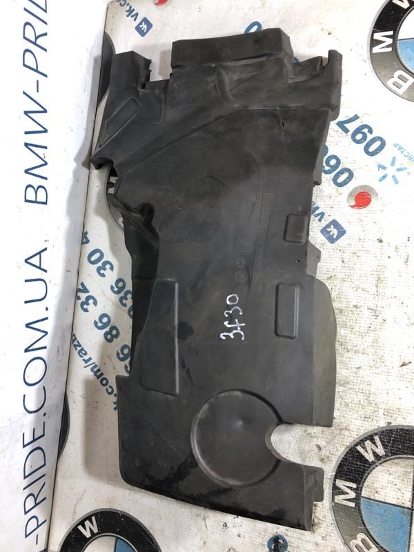 Шумоизоляция капота Bmw 3-Series F30 N26B20 2013 (б/у)