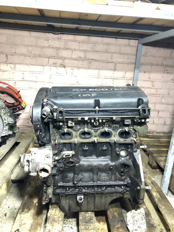 Двигатель Chevrolet Cruze 1.8 2012 (б/у)
