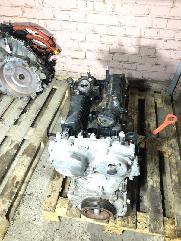 Двигатель Hyundai Sonata LF 2.4 2015 (б/у)