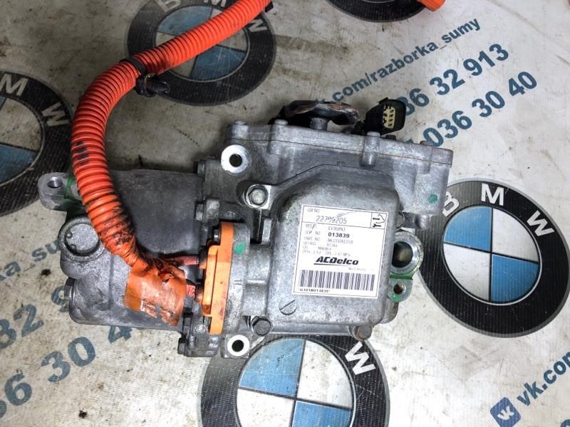 Компрессор кондиционера Chevrolet Volt 1.4 2012 (б/у)