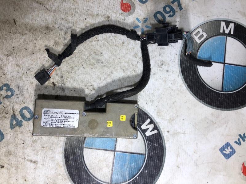 Блок управления телефоном Bmw 5-Series E39 M57D30 2001 (б/у)