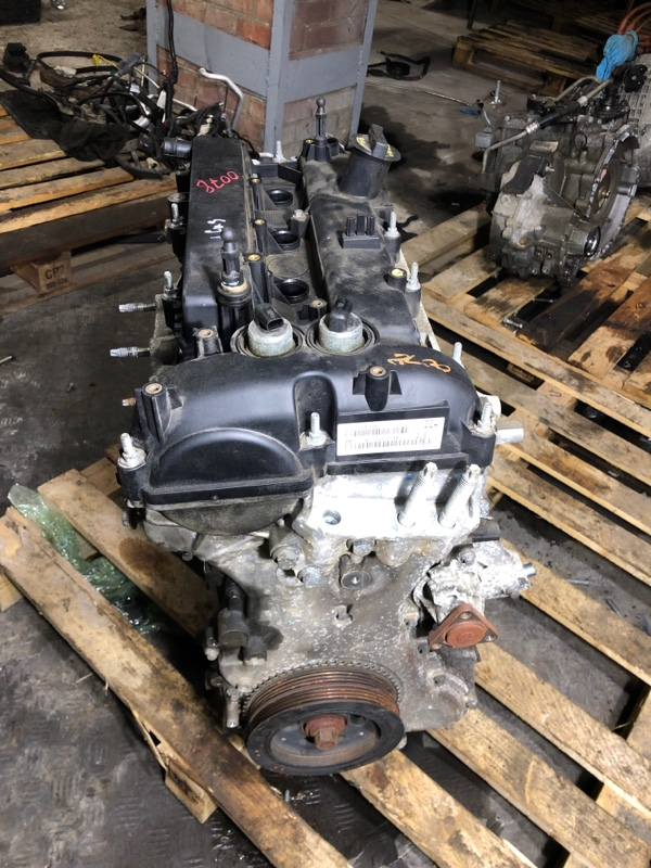 Двигатель Ford Fusion 2.0 2013 (б/у)