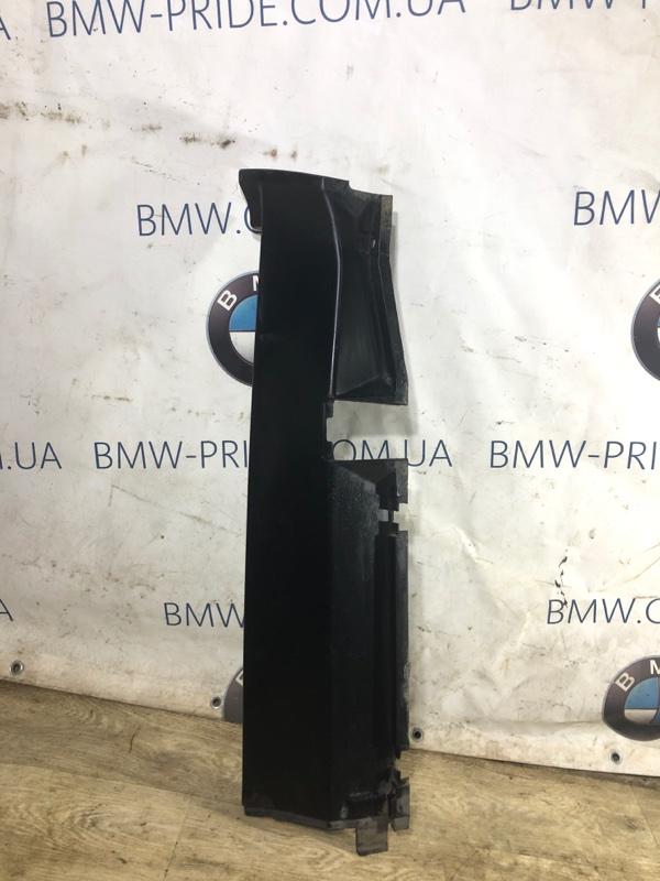 Накладка на порог Bmw 7-Series E32 M70B50 1990 задняя левая (б/у)