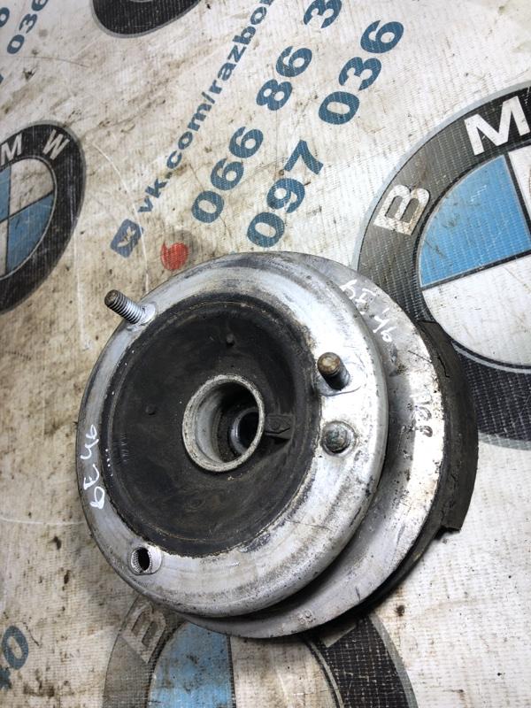 Опора стойки Bmw 3-Series E46 M54B30 2001 передняя (б/у)