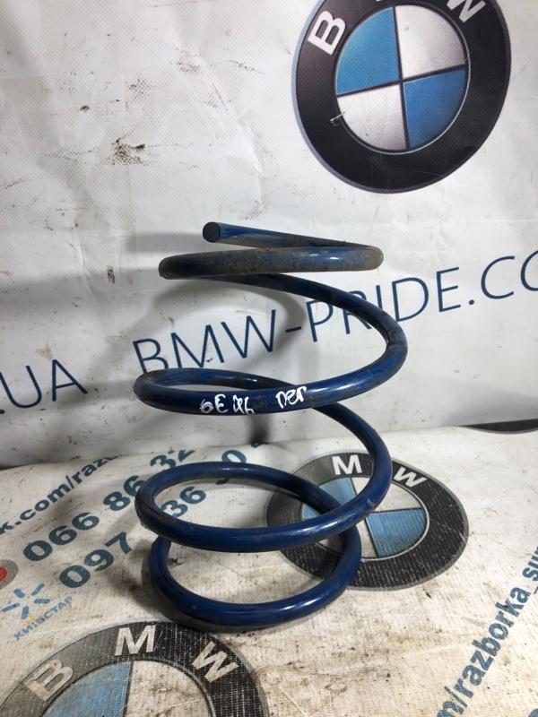 Пружина Bmw 3-Series E46 M54B30 2001 передняя (б/у)