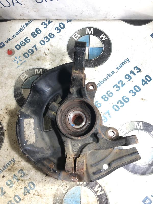 Цапфа Kia Optima 2.4 2013 передняя правая (б/у)