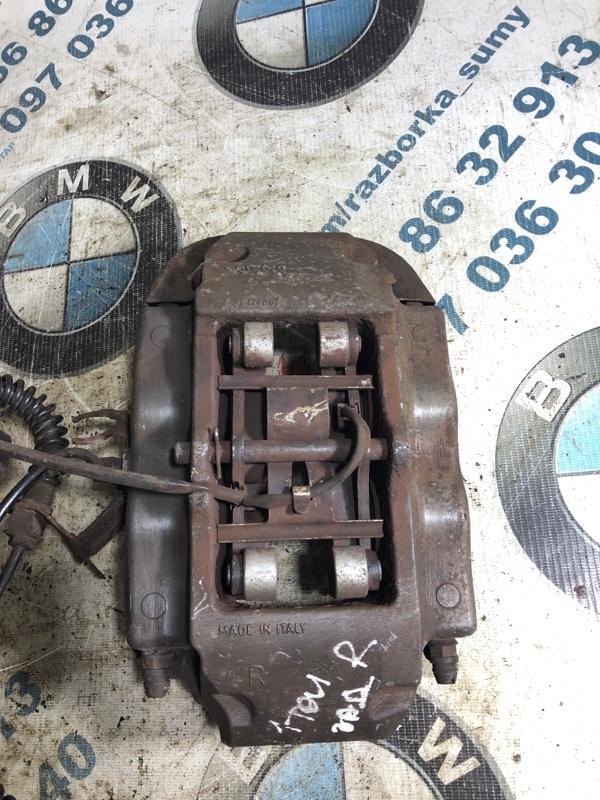 Суппорт Volkswagen Touareg 3.2 2004 задний правый (б/у)