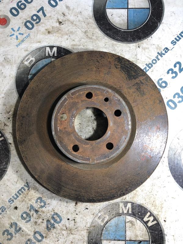 Тормозной диск Ford Fusion 2.0 HYBRID 2013 передний (б/у)
