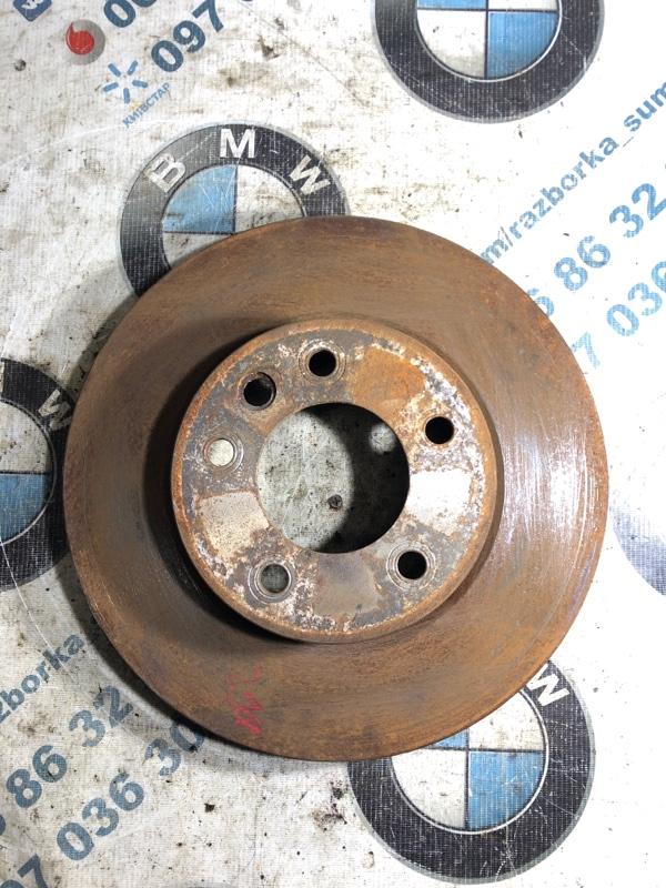 Тормозной диск Volkswagen Touareg 3.2 2004 передний (б/у)