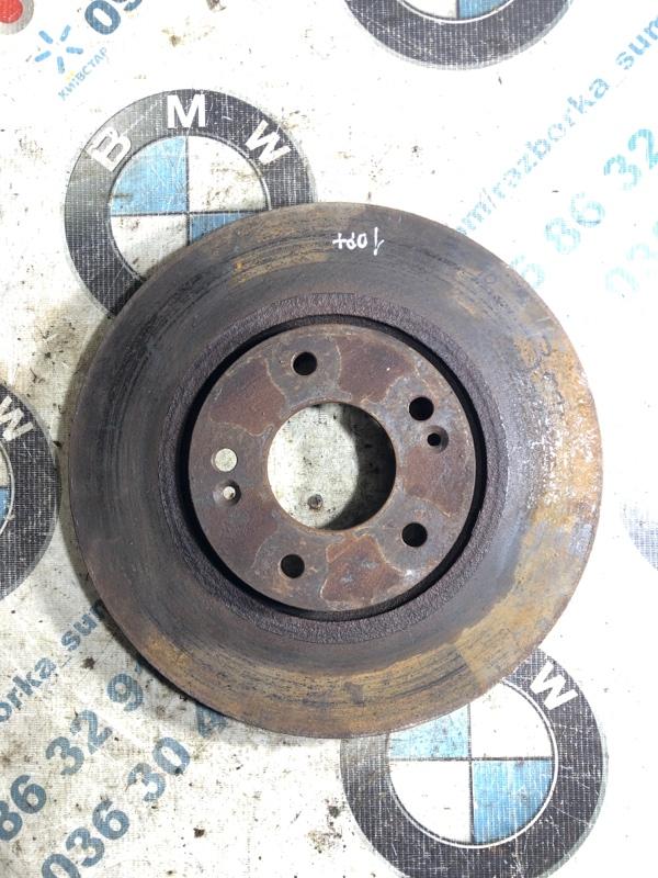Тормозной диск Kia Optima 2.4 2013 передний (б/у)