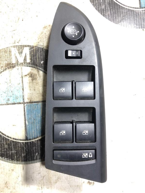 Блок управления стеклами Chevrolet Volt 1.4 2012 (б/у)