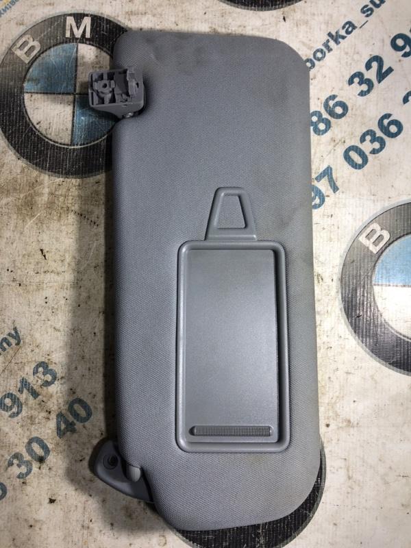 Козырек солнцезащитный Kia Sorento 2.4 2013 левый (б/у)