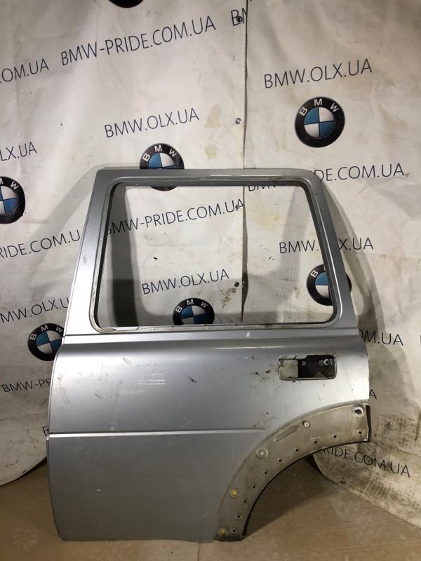 Дверь голая Land Rover Freelander 1.8B 1999 задняя левая (б/у)