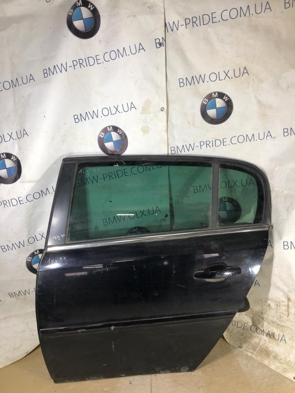 Дверь голая Opel Signum 2.2 YH 2006 задняя левая (б/у)