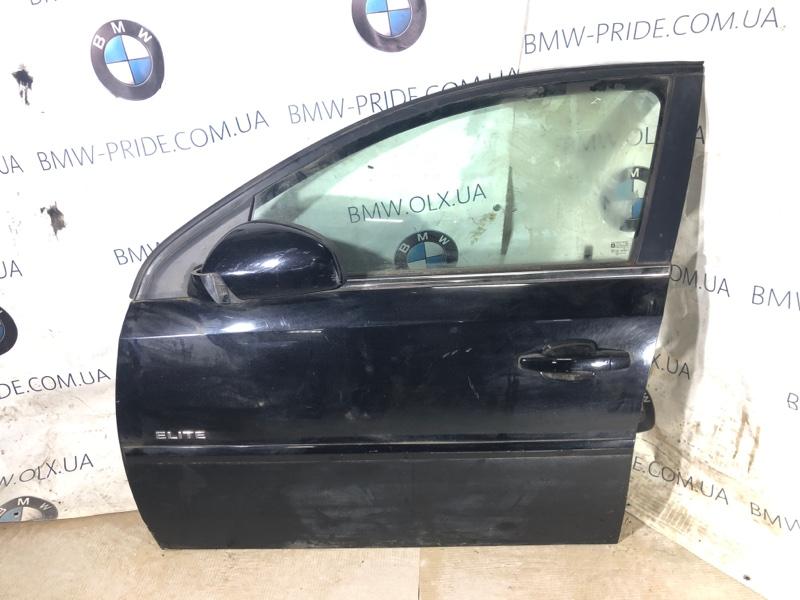 Дверь голая Opel Signum 2.2 YH 2006 передняя левая (б/у)