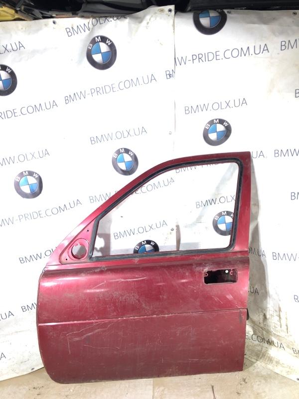 Дверь голая Land Rover Freelander 1.8B передняя левая (б/у)