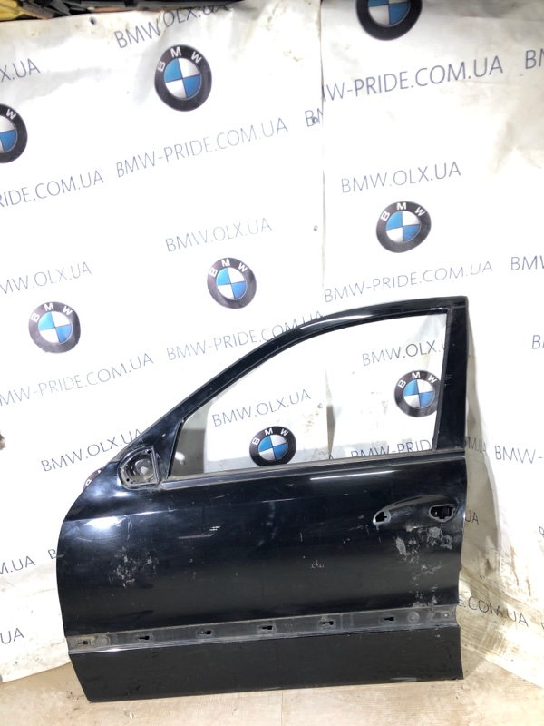 Дверь голая Mercedes-Benz E-Class W211 3.2 M112.946 2006 передняя левая (б/у)